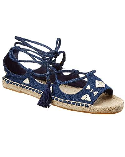 Soludos Embroidered Tie Up jvqiYfQT