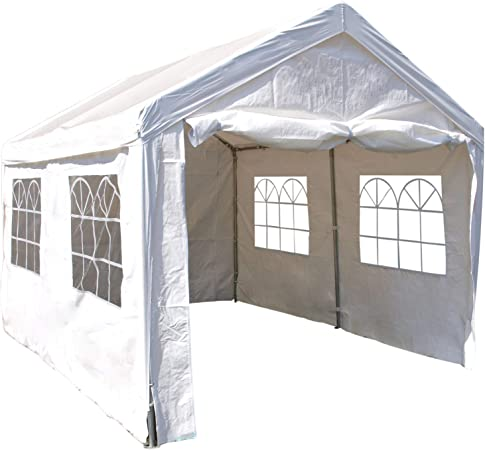 : Gartenmoebel Profi Partyzelt Palma 3×4 Meter PVC