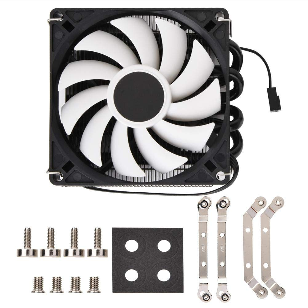 CPU Cooler Silent Ultrathin ID-Cooling IS40x AM4 Heat Pipe I