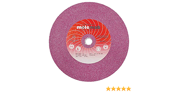 """New Stens Blade Grinding Wheel 750-111 for 8/"""" x 1/"""" x 5//8/"""" 36 grit Ruby"""