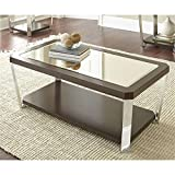 Steve Silver 48 in. Cocktail Table with Casters Review