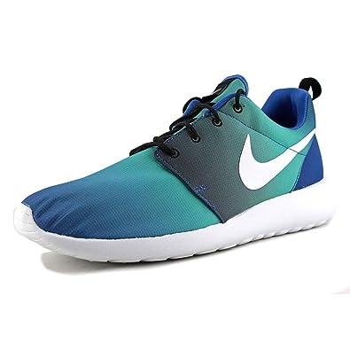 best service fb028 4cfb2 Nike Mens Roshe One Print Sneakers Low Top Running Shoes