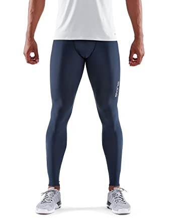 7c38b21d17815 Skins DNAmic Force Thermal Long Compression Tights at Amazon Men's Clothing  store:
