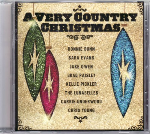 A Very Country Christmas (Carrie Underwood Christmas Cd)