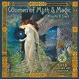 Women of Myth & Magic 2018 Fantasy Art Wall Calendar