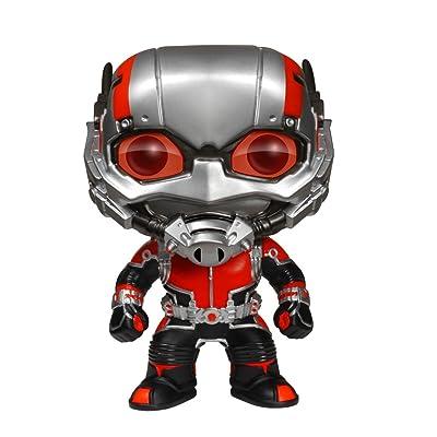 Funko POP Marvel: Ant-Man Action Figure: Funko Pop! Marvel:: Toys & Games