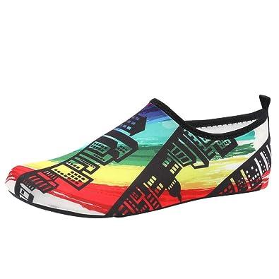 : TOYFUNNY Schwimmen Schuhe Damen Herren