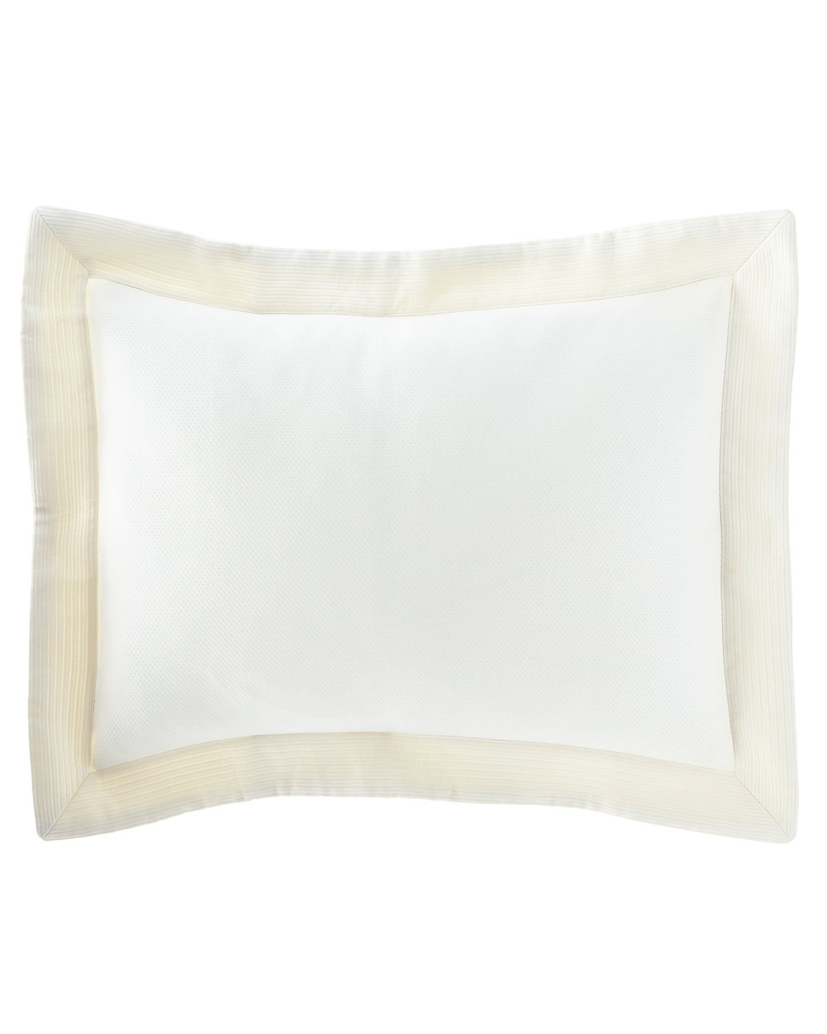 Peacock Alley Angelina Shams in Pearl Color (King Size)