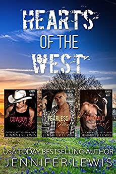 Hearts of the West Boxed Set: The Complete Series Books 1-3 by [Lewis, Jennifer]