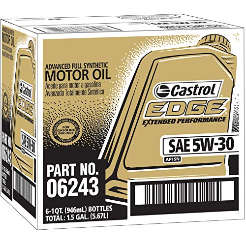 Buy castrol edge 5 30