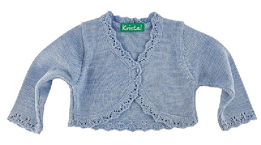 Kristel Mädchen Baby Strickjacke Bolero 902