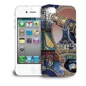 Phone Case For Apple iPhone 4/4S - Space Mountain Disneyland Paris Snap-On Premium wangjiang maoyi