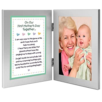 Amazon.com : First Mother\'s Day Gift for Grandmother From Grandchild ...