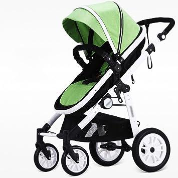 Carro de bebé Niño El cochecito de bebé puede ser que se sienta ...