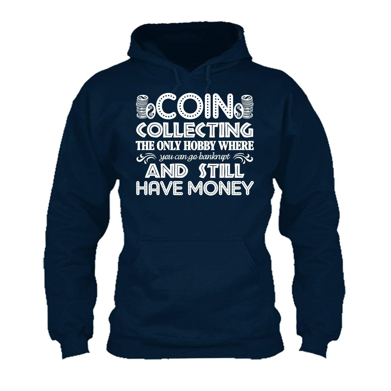 Tee Shirt Funny Coin Collecting Shirt Mens Shirt