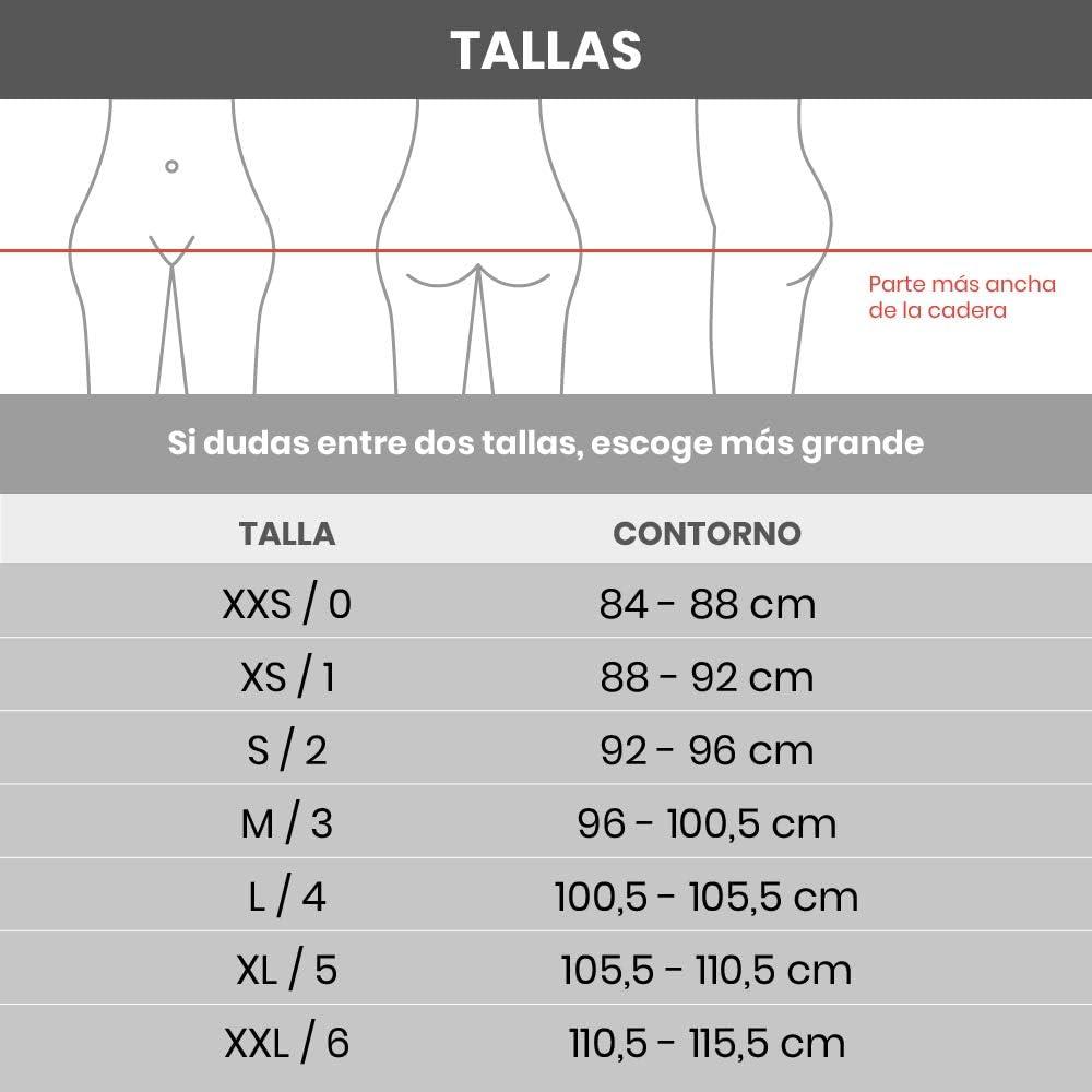Cocoro Culotte MOERI   Braga menstrual absorbente   Reutilizable   Fabricado en España (XL)