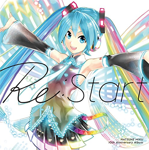 "Price comparison product image HATSUNE MIKU 10th Anniversary Album ""Re:Start"" [Limited Edition]"
