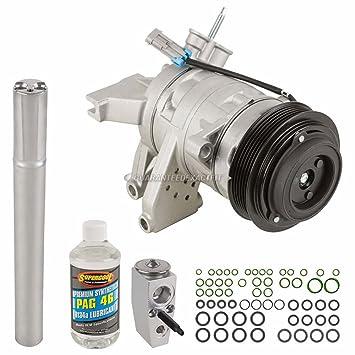 Marca nueva AC Compresor y embrague con a/c Kit de reparación completa para Chevy y GMC - buyautoparts 60 - 82323rk nuevo: Amazon.es: Coche y moto
