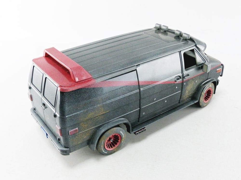 Greenlight 13567 Miniaturmodell Aus Der Sammlung Schwarz Rot Spielzeug