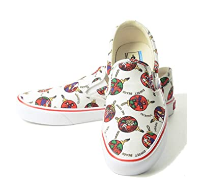 b3bdf40fc4f3b5 Image Unavailable. Image not available for. Color  Vans Slip On Lite Van  Doren Hoffman ...