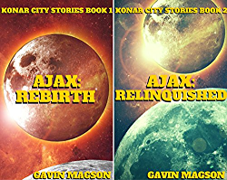 #freebooks – 2 x FREE [to a good home] Science Fiction kindle eBooks. Ends January 1st, available in all Amazon territories