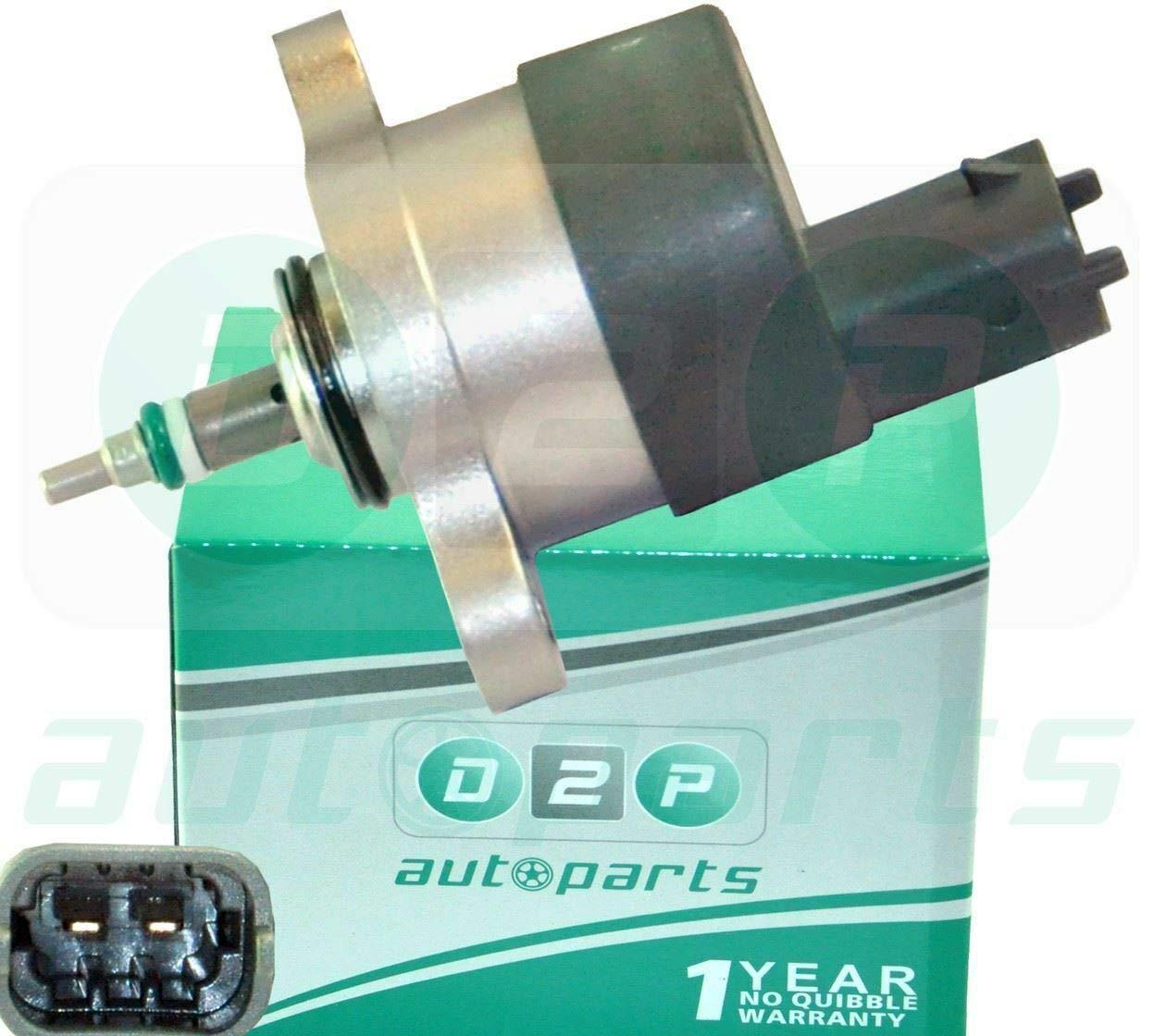 Iveco Daily Fiat Ducato de la válvula de control de regulador de presión bomba de combustible 2.8 HDi JTD