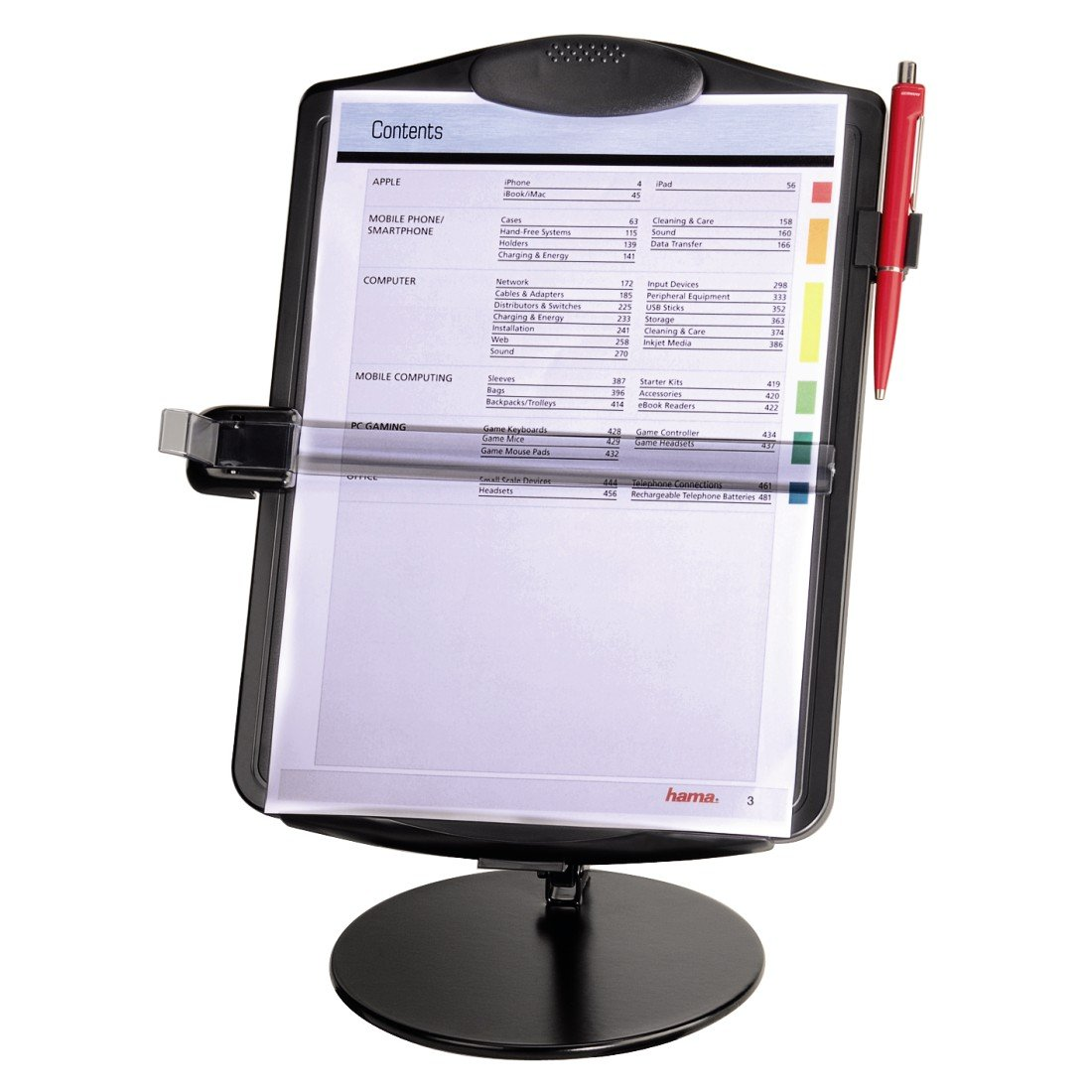 Hama Office Copy Holder by OfficeMarket (Image #2)