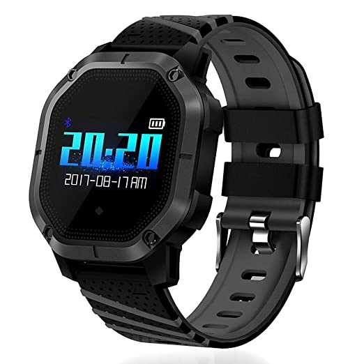 Smartwatch Android iOS Bluetooth Smart Sports Waterproof ...