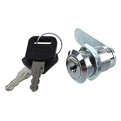 SODIAL Mailbox Lock Furniture Lock Box Locks 25 mm - - Amazon.com