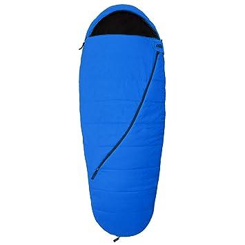 Qeedo Buddy Sacos de dormir rectangulares, 225 x 90 cm (Qeedo Comfort Control,