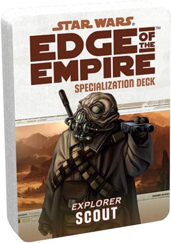 Star Wars Edge of El Imperio Scout Juego De Mesa: Amazon.es: Juguetes y juegos