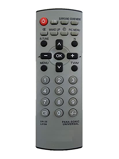 Buy AsthraTM Remote Compatible for Panasonic TV - Universal