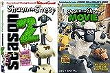 Shaun The Sheep Collection - Season 2 (40 Episodes) & Shaun the Sheep Movie Animated Movie Collection Kids Feature set