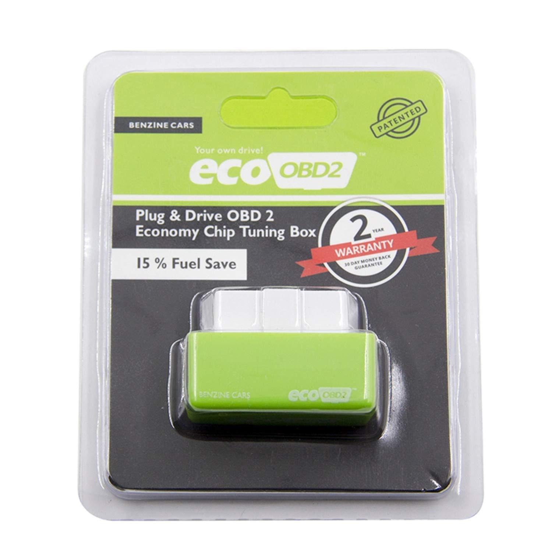 guoxuEE ECU DE Mise AU Point Moteur Nitro Essence REMAP Performance BHP Power OBD2 Boite A Puce Verte Voiture Essence Voiture Diesel
