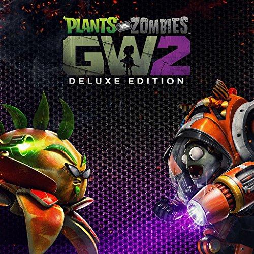 Plants Vs Zombies Garden Warfare 2 Deluxe Edition Ps4 Digital Code