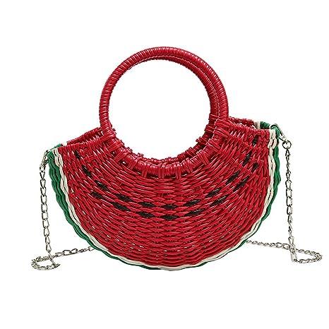 Bolso de playa para mujer con correa de bandolera, diseño de ...