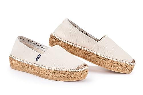 Amazon.com: VISCATA Marbella - Alpargatas para mujer: Shoes