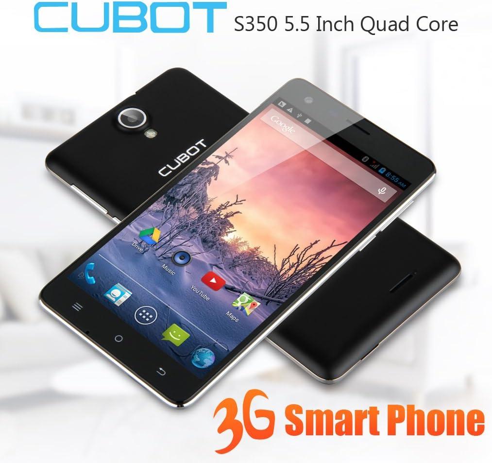 Cubot S350 - Smartphone de 5.5