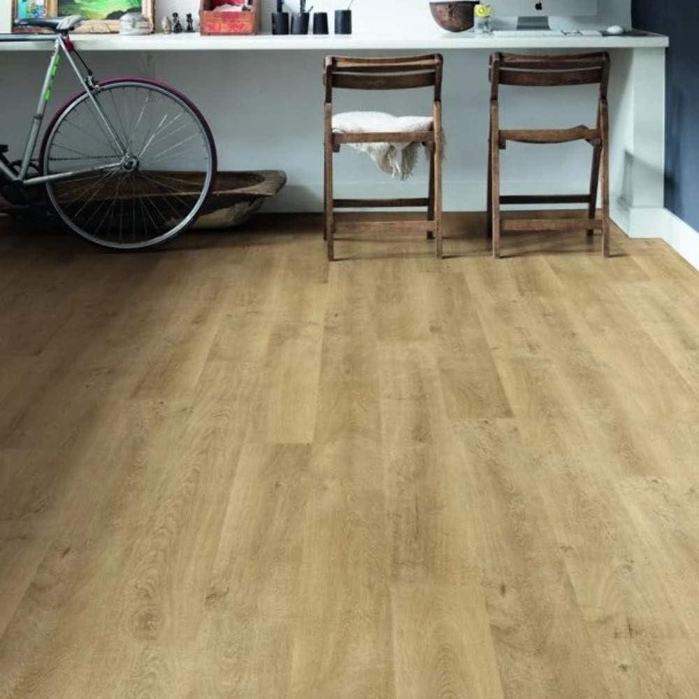 Eligna Oak Venice Natural Quick-Step Laminate Flooring (EL3908)