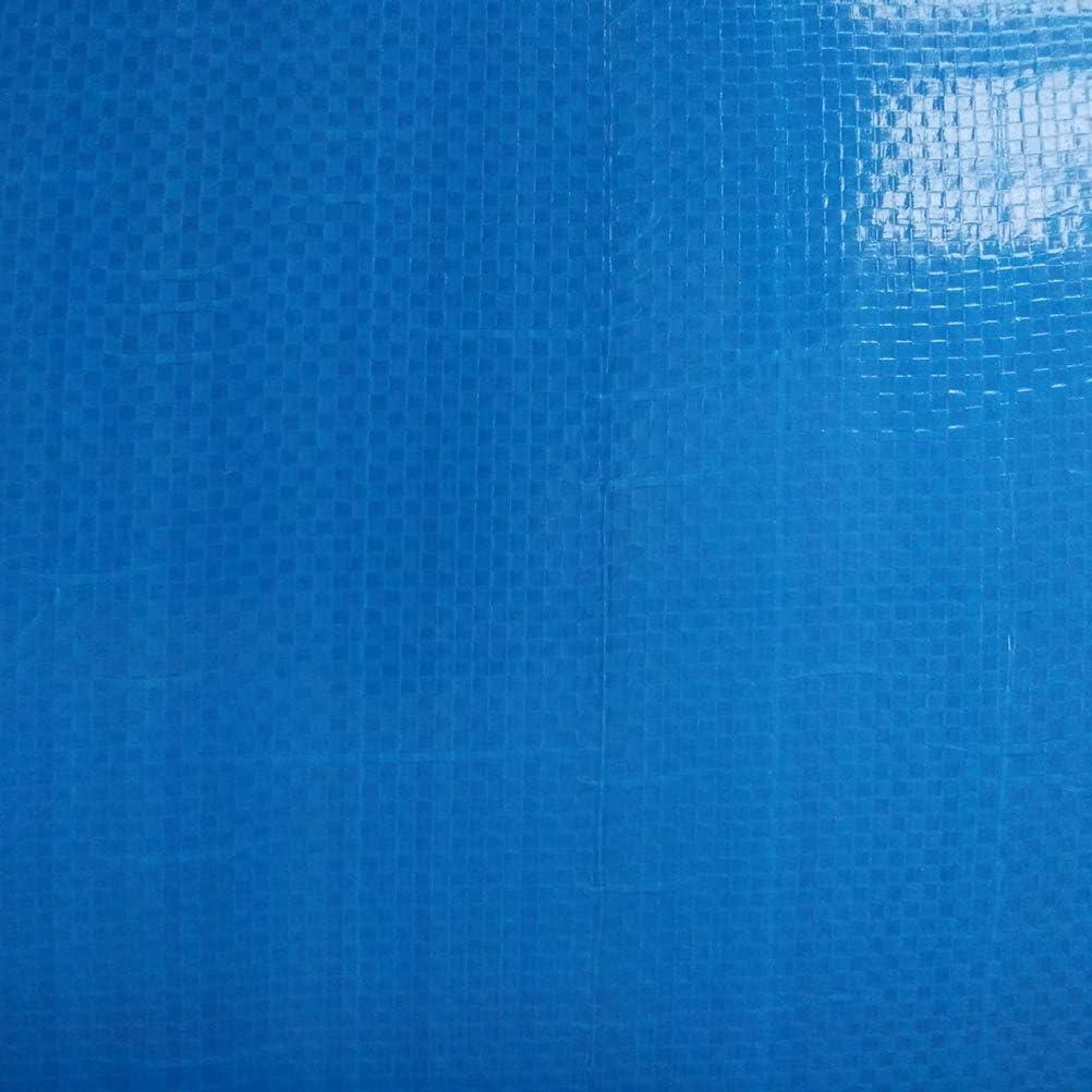 VORCOOL Las cubiertas redondas de la piscina del 15ft para las piscinas del marco que nadan inflable fijaron r/ápidamente la piscina determinada
