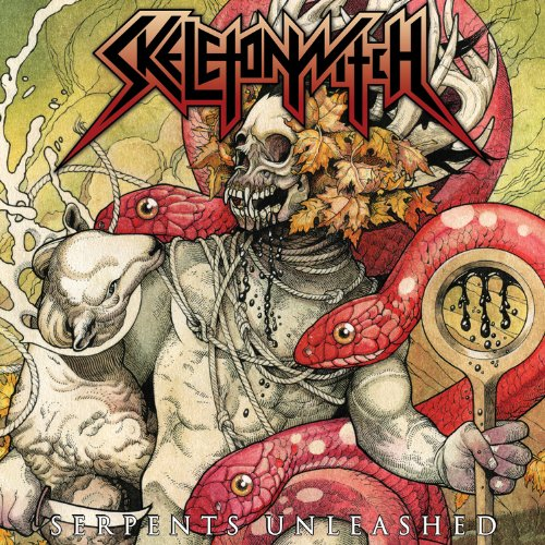 Skeletonwitch: Serpents Unleashed (Audio CD)
