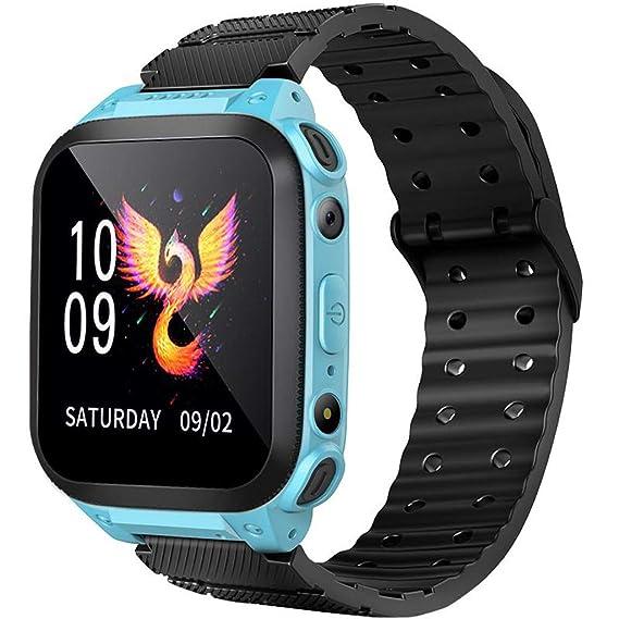 Niños Smart Watch Phone,Reloj GPS Niños Localizador con SOS ...