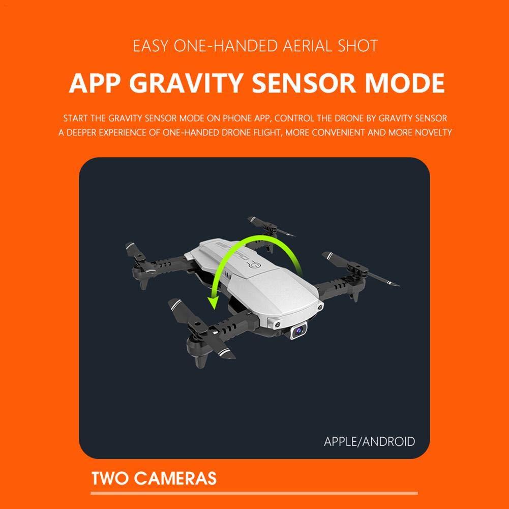 Liteness 4k HD Drone con Doble Camara, 2.4Hz Profesional Largo ...