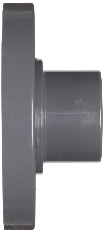 1-1//4 Spigot Class 150 Spears 856 Series PVC Pipe Fitting Schedule 80 Van Stone Flange