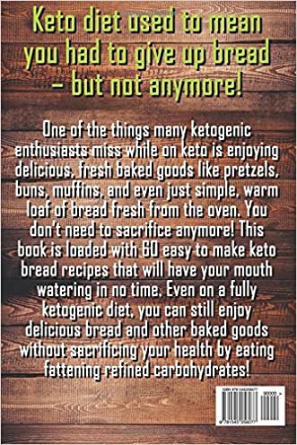 lovely Ketogenic Bread: The Ultimate Low Carb, Paleo, Gluten