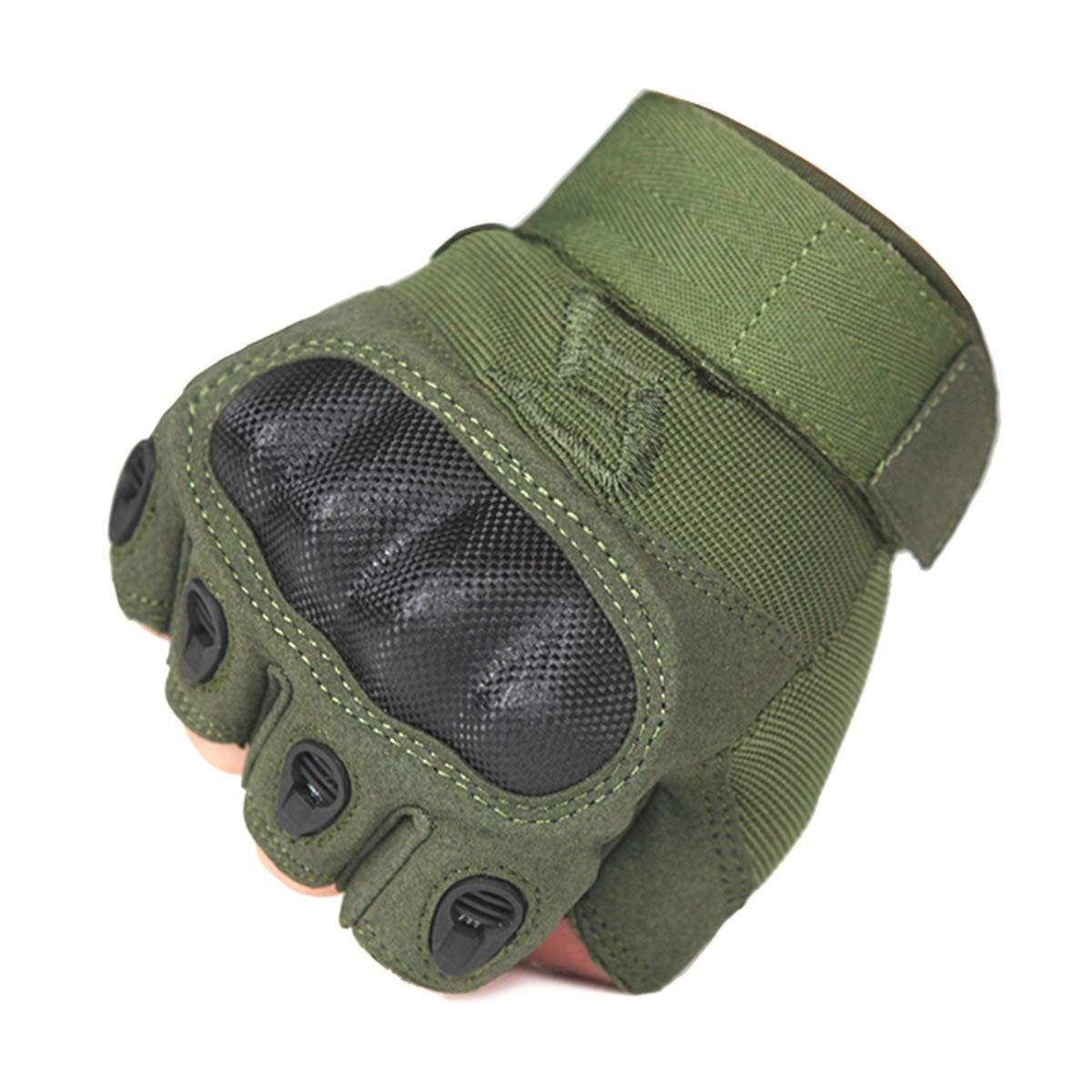FREE SOLDIER Tactical Gloves Military Full finger Fingerless Gloves For Men Outdoor Motorbike Training Gloves