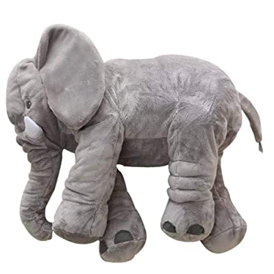 XXL Giant Elephant Stuffed Animals Plush 60 cm: Toys & Games