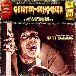 Das Monster aus dem Jenseits (Geister-Schocker 41)