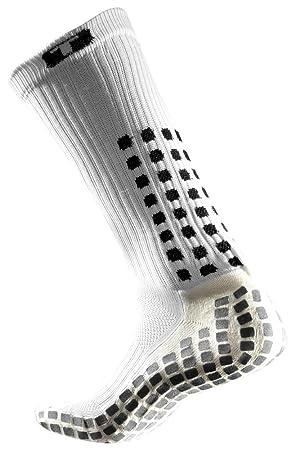 Trusox TSMSWHL Calcetines Cortos Finos, Hombre, Blanco/Negro, L (44+): Amazon.es: Deportes y aire libre
