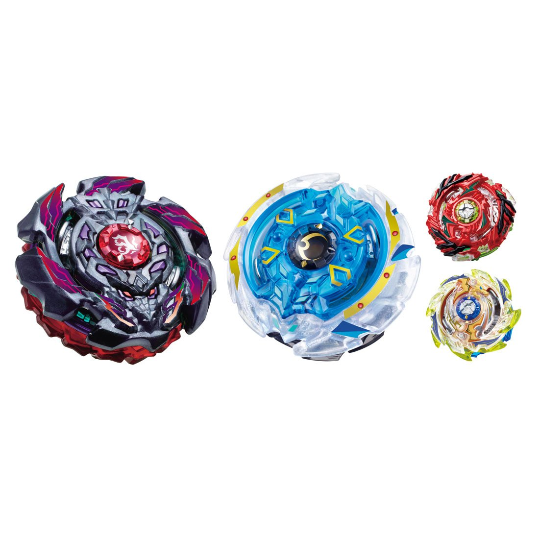 Takara Tomy B-98 Beyblade Burst God Customize Booster Spin Tops Takaratomy